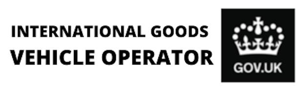 International goods vehicle operator